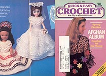 Quick & Easy Crochet, May/ June 1990