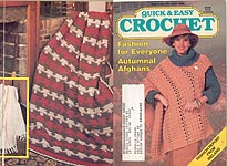 Quick & Easy Crochet, Sept/ Oct 1990