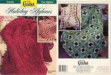 McCall's Crochet Holiday Afghans
