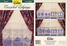 McCall's Crochet Tasseled Edgings