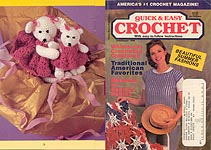 Quick & Easy Crochet, Jul/ Aug 1996