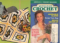 Quick & Easy Crochet, Jul/ Aug 1997