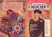 Quick & Easy Crochet, Sept/ Oct 1997