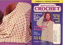 Quick & Easy Crochet, Jan/Feb 1998