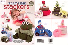 Annie's Crochet Playtime Stackers