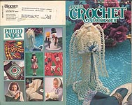 Annie's Crochet Newsletter #72, Nov-Dec 1994