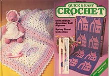 Quick & Easy Crochet, May/ June 1989