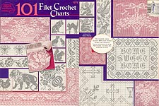 ASN 101 Filet Crochet Charts