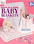 Annie's Quick- As- A Wink Baby Blankets