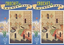 Lily Crochet Design Book No. 51: Crochet Country Fair