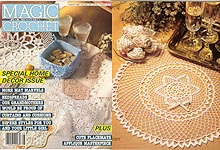 Magic Crochet No. 43, Aug. 1986