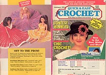 Quick & Easy Crochet, July/ Aug 1992