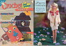 Crochet World Fall 1991.