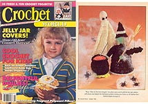 Crochet World October 1993.