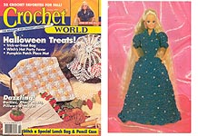 Crochet World October 1994.