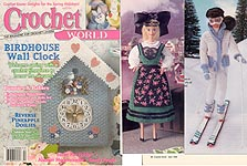 Crochet World April 1998.