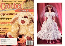 Crochet World October 2004.