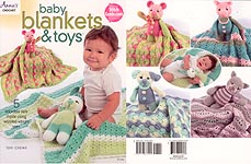 Annie's Baby Blankets & Toys