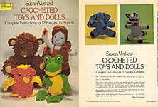 Crocheted Toys and Dolls