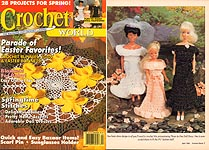 Crochet World April 1994.