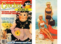 Crochet World August 1994.