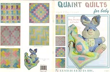 Kustom Krafts Quaint Quilts for Baby