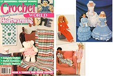 Crochet World February 1995.