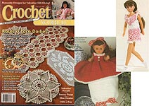 Crochet World February 1998.
