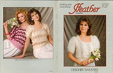 Heather of Vancouver Designer Sweaters, Book 1