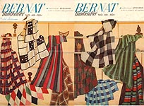 Bernat Handicrafter No. 48: Featherweight Afghans to Knit Or Crochet