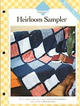 Vanna's Afghan and Crochet Favorites Heirloom Sampler Afghan Blocks, COMPLETE SET