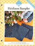 Vanna's Afghan and Crochet Favorites Heirloom Sampler Blocks 2