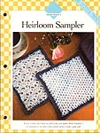 Vanna's Afghan and Crochet Favorites Heirloom Sampler Blocks 3