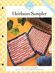 Vanna's Afghan and Crochet Favorites Heirloom Sampler Blocks 4