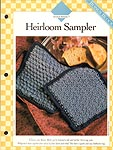 Vanna's Afghan and Crochet Favorites Heirloom Sampler Blocks 7