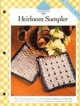 Vanna's Afghan and Crochet Favorites Heirloom Sampler Blocks 8