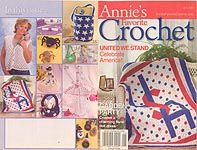 Annie's Favorite Crochet June 2005