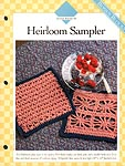 Vanna's Afghan and Crochet Favorites Heirloom Sampler Blocks 10