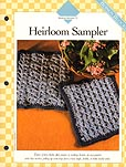 Vanna's Afghan and Crochet Favorites Heirloom Sampler Blocks 11