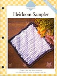 Vanna's Afghan and Crochet Favorites Heirloom Sampler Blocks 12