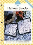 Vanna's Afghan and Crochet Favorites Heirloom Sampler Blocks 14