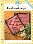 Vanna's Afghan and Crochet Favorites Heirloom Sampler Blocks 15