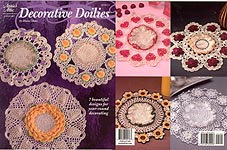 Annie's Attic Decorative Doilies