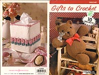 LA Little Books Gifts to Crochet