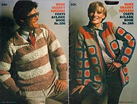 Coats & Clark Book No. 286: More Granny Squares