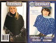 Bernat Poncho Passion (to Knit and Crochet)