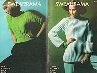 Coats & Clarks Book No. 254: Sweaterama