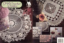 Annie's Attic Irish Crochet Doilies