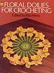 Floral Doilies for Crocheting