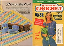 Quick & Easy Crochet, May/June 1997